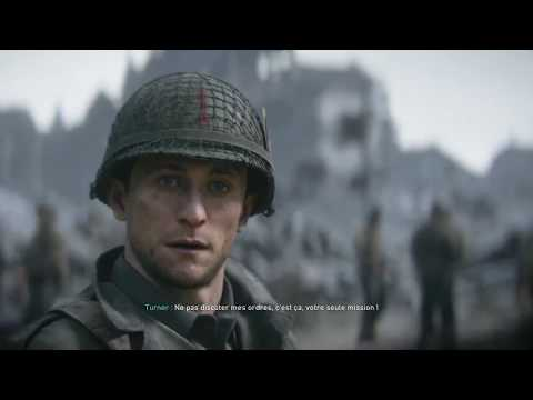 Call of Duty®: WWII Campagne #6 La Tension Monte !!