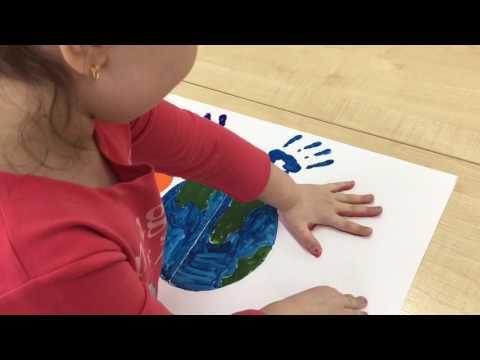 Как подписать коллективную работу в детском саду