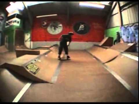 Trying Too Hard - Barnstaple Skate Video 2003