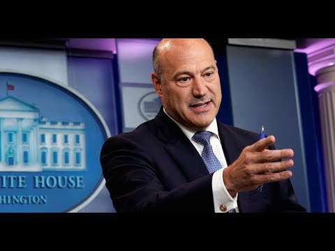 🔴Gary Cohn Resigns - LIVE BREAKING NEWS COVERAGE