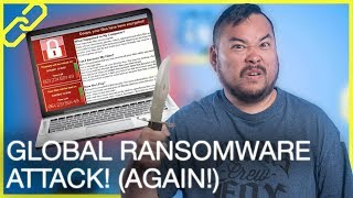 Google fined $2.72 Billion, Global Ransomware Attack 2.0 - Netlinked Daily