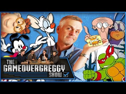Rob Paulsen Special Guest  The GameOverGreggy  Ep. 62