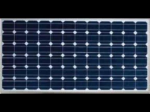SOLAR PANELS video - 11