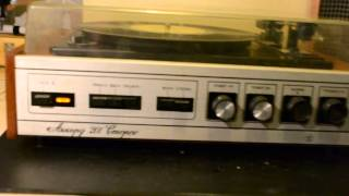Аккорд-201-стерео электрофон Akkords-201-stereo часть 1