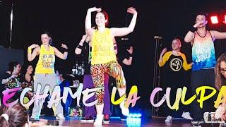 Zumba - Échame la Culpa (Luis Fonsi ft. Demi Lovato) with Jana Decker