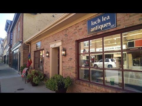 Paris Antique Shops | Kentucky Collectibles | KET