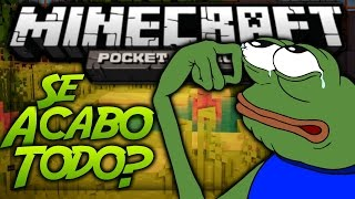 Minecraft PE 0.16.0 No Saldra | El Fin De Minecraft Pocket Edition