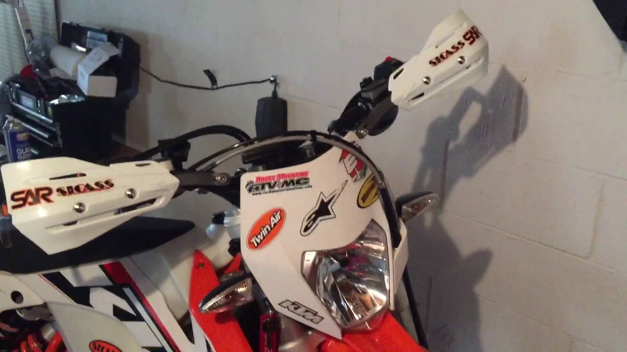 KTM exc LED headlight  3600LM with high/low