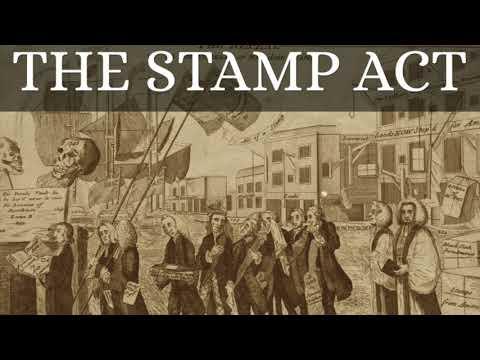 Stamp Act Rap