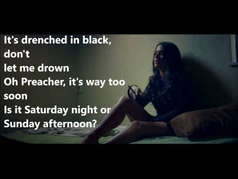Kat Dahlia - Saturday Sunday (Lyrics)