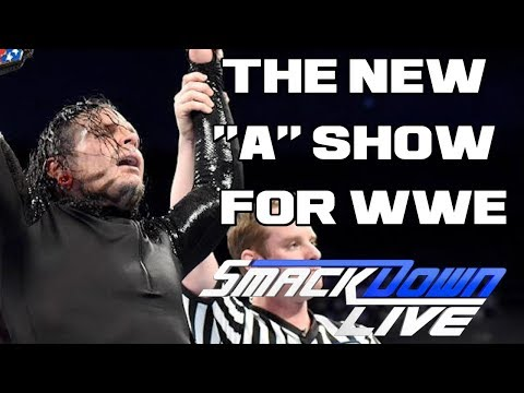 "WWE Smackdown Live 4/17/18 Full Show Review & Results: SMACKDOWN IS THE NEW ""A"" SHOW FOR WWE"