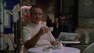 The Sopranos - Paulie's Trip to Italy