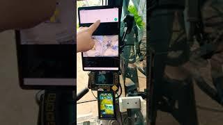 굴착기 굴삭기 카메라 어라운드뷰& 테블릿 호환,…