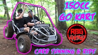 Tao GK110 Youth Go Kart — MyVideo