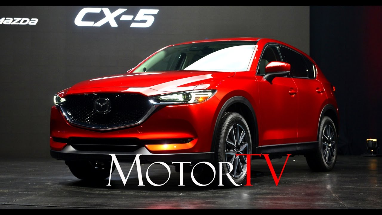 2017 geneva motor show der neue 2017 mazda cx 5 ger. Black Bedroom Furniture Sets. Home Design Ideas