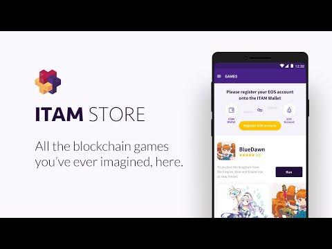 Blockchain Gaming Platform - ITAM Store | ITAM Games