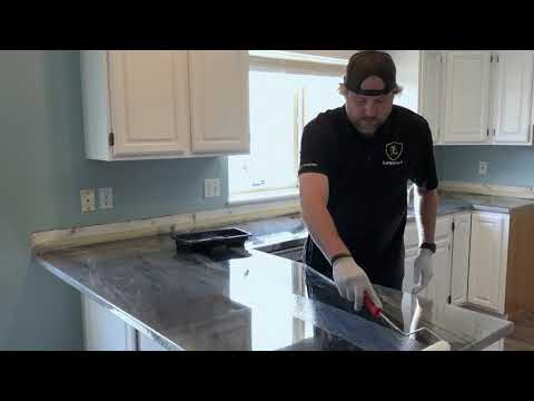 WB Urethane Gloss Top Coat | Recap of Kitchen Remodel