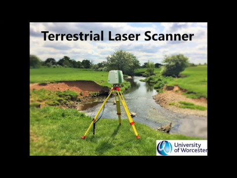 Terrestrial Laser Scanning in Geographical fieldwork