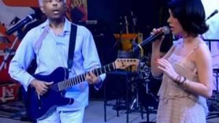 """Sandy e Gilberto Gil   """"Se Eu Quiser Falar Com Deus"""""""