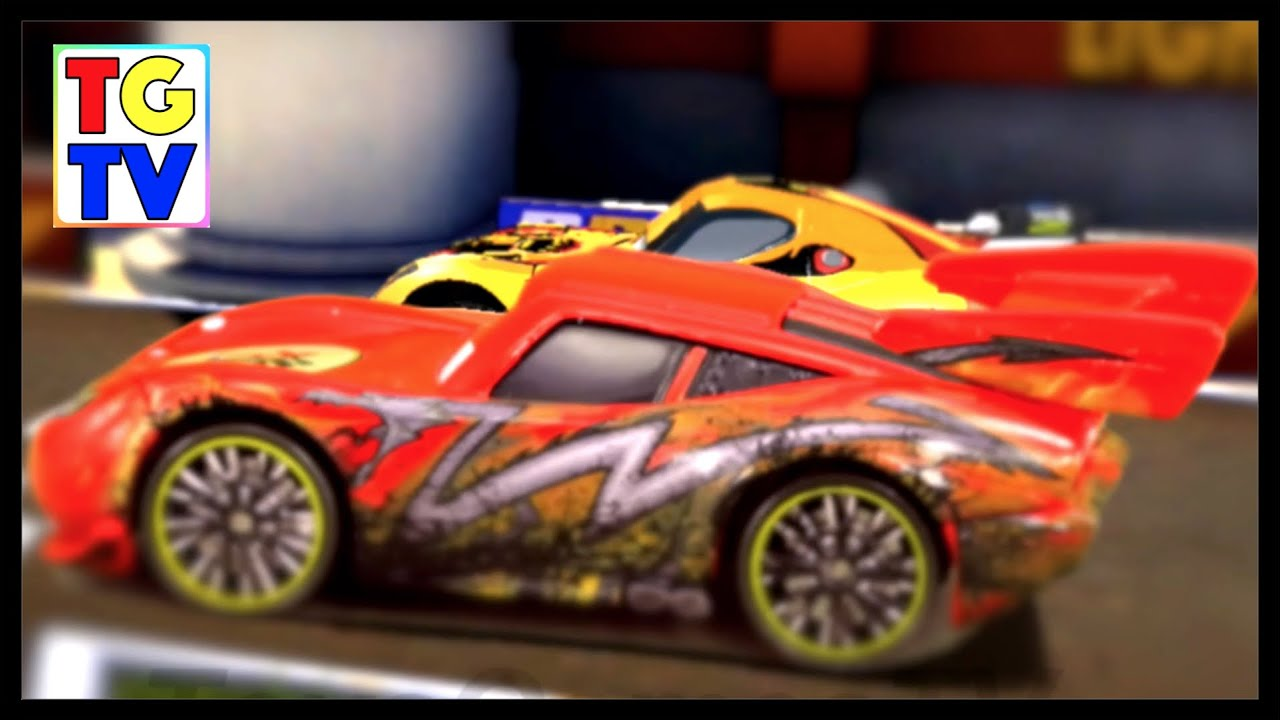 cars lightning mcqueen vs miguel fast as lightning youtube. Black Bedroom Furniture Sets. Home Design Ideas