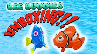 Unboxing New B Buddieez from Jupiter Creations with Nemo and Dory from Finding Nemo!