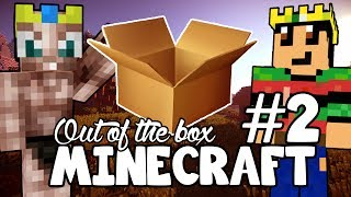 Minecraft Out of The Box met David & Milan - Deel 2/3
