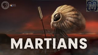 Martians! How Aliens Invaded Earth
