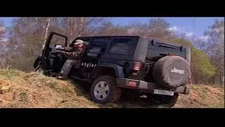 Тест драйв Jeep Wrangler от телеканала авто плюс