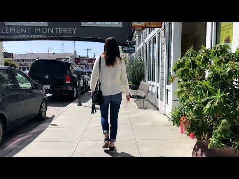 WOW air travel guide application -- Monterey Peninsula, CA