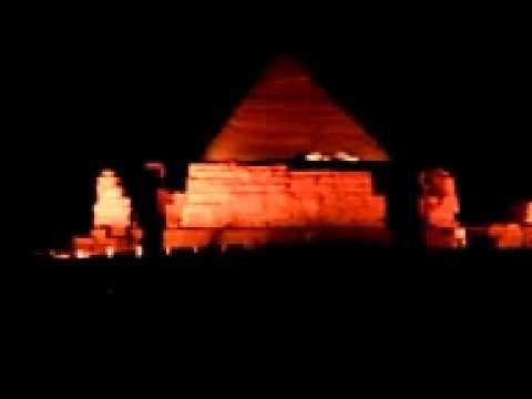 Sound & Light Giza Pyramids Show