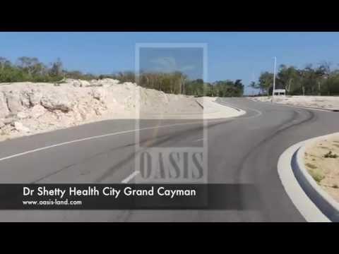 Dr. Shetty Grand Cayman Health City.