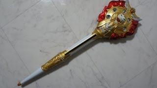 魔法戦隊マジレンジャー ダイヤルロッド MahouSentai MajiRanger DialRod thumbnail
