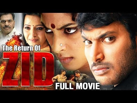 The Return of Zid 2016 Full Hindi Dubbed Movie | Vishal | Re