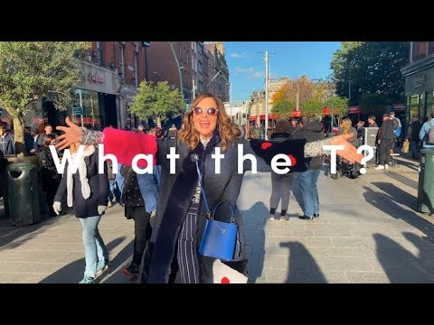 What the T? Episode 5 Dublin | TRINNY
