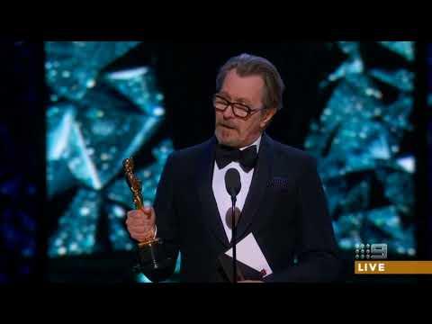 Gary Oldman FINALLY wins the Oscar for Lead Actor 2018 [HD]