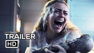 NIGHTFLYERS Official Trailer (2018) George R. R. Matin Netflix Sci-Fi Series HD