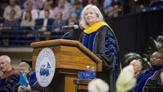 May Commencement 2017 UNC Asheville