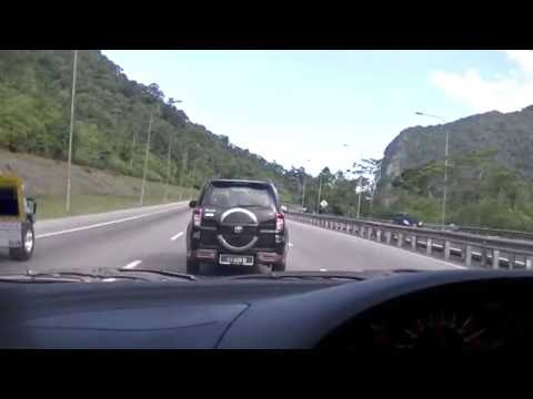 Trip From Ipoh To Kuala Lumpur, June 2016
