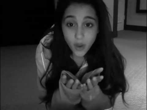 Ariana Grande Rare Video Singing Happy Birthday To A Fan 2010