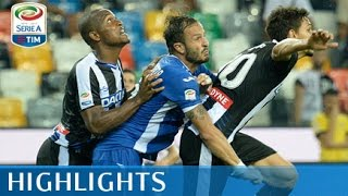 Udinese - Empoli - 2-0 - Highlights - Giornata 2 - Serie A TIM 2016/17