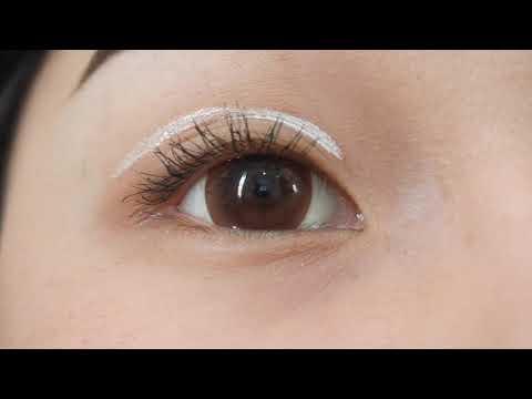 Cara Membuat Kelopak Mata & Terlihat Sangat Natural