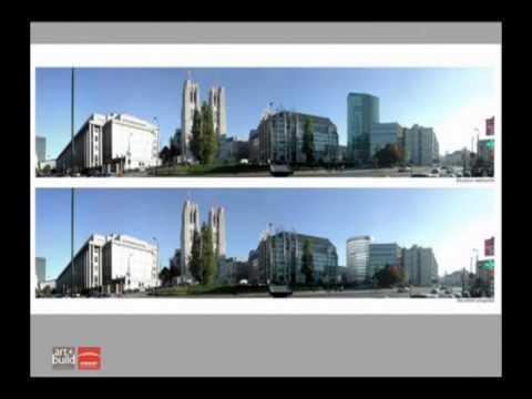"CTBUH 2008 Dubai Congress - Wayembergh, ""Tall Buildings in a Historical European City Center"""