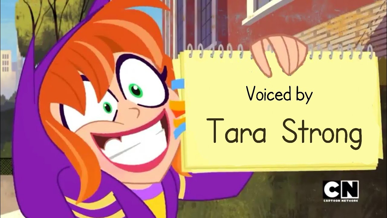 Barbara's Hyperactive Behavior   DC Super Hero Girls