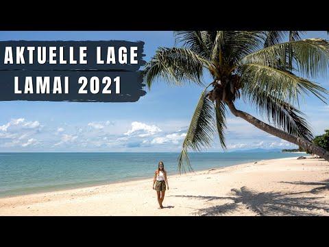 Koh Samui Lamai 2021 • Aktuelle Lage Thailand Update 2021   VLOG 543