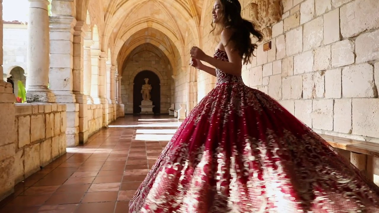 7e5e680ea8d Princesa Quinceanera Dresses by Ariana Vara - YouTube