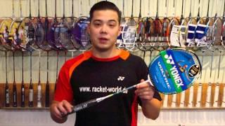 yonex voltric 5 racket review by www racket world de