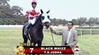 Black Whizz T S Jodha The Esquire Plate Div 1 Race