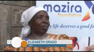 Mazira Foundation Medical Camp Trailer