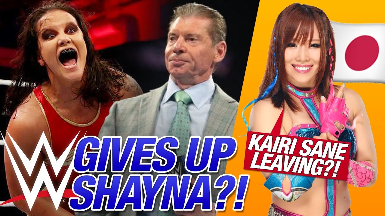 WWE Gives up on Shayna Baszler?! Kairi Sane Leaving WWE Soon! | News and Rumors