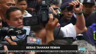 VIDEO SEKS | Haziq Bebas Tahanan Reman